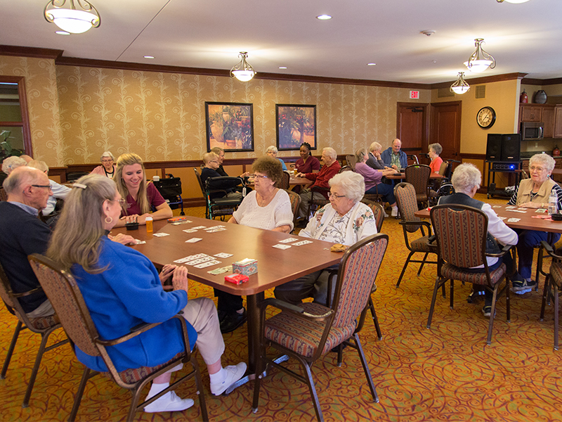 Maple Grove Independent Amp Assisted Living And Memory Care