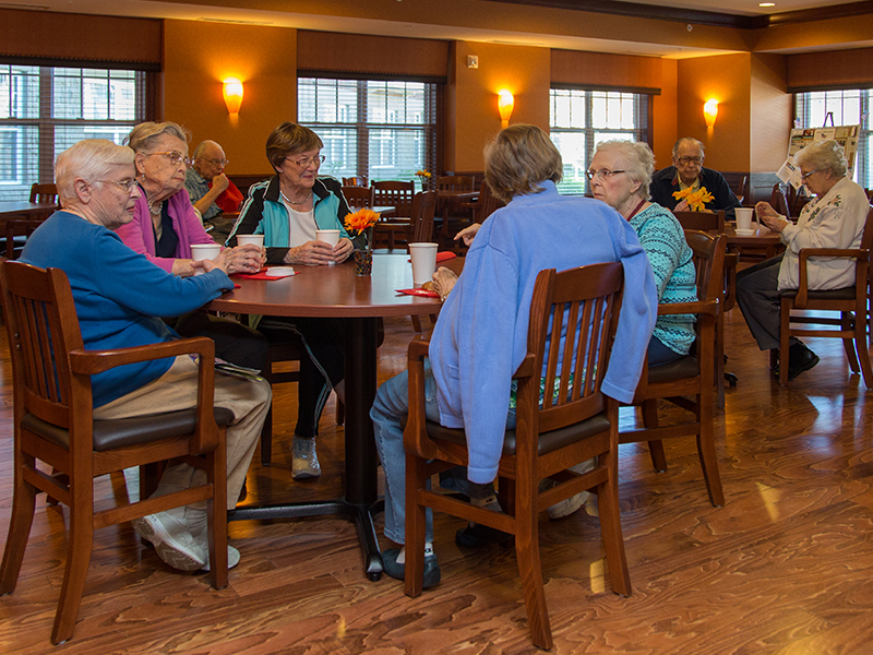 Arbor Lakes Senior Living Independent Assisted Memory