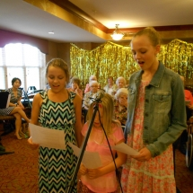 Spring Concert, Arbor Lakes Senior Living, Maple Grove, MN