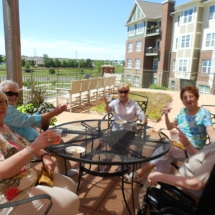 Margaritaville, Arbor Lakes Senior Living, Maple Grove, MN
