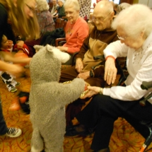 Fall Party at Arbor Lakes Senior Living