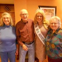 Mrs. MN at Arbor Lakes Senior Living