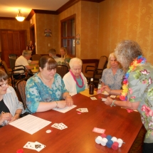 Casino Night at the Arbor Lakes Senior Living