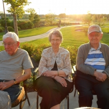 Outdoor Concert-Arbor Lakes Senior Living (10)