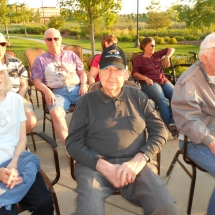 Outdoor Concert-Arbor Lakes Senior Living (6)