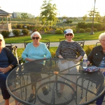 Outdoor Concert-Arbor Lakes Senior Living (8)
