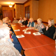 Arbor Lakes Senior Living Book Talk with Lee Peterson