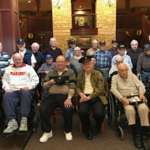Veterans at Arbor Lakes Senior Living