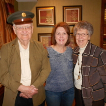 Veterans Day at Arbor Lakes Senior Living