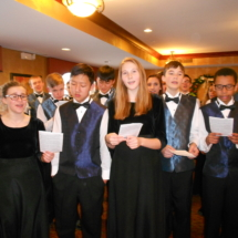 Osseo Chamber Singers at Arbor Lakes Senior Living