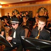 Champlin Park High School Jazz Band at Arbor Lakes Senior Living