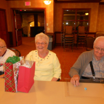 Jingle Bell Dice Fun & Games at Arbor Lakes Senior Living