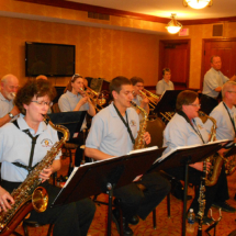 Minneapolis Police Band at Arbor Lakes Senior Living