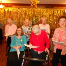 Arbor Lakes Senior Living Choir