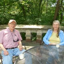 Arbor Lakes Senior Living Visits MN Landscape Arboretum