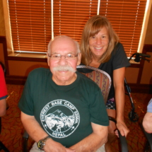 Fathers Day Social at Arbor Lakes Senior Living