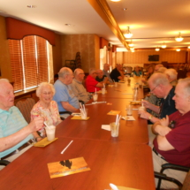 Fathers Day Social at Arbor Lakes Senior Living