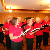 Plymouth Rockers Choir
