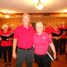 Plymouth Rockers Choir