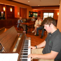 Andy Nelson Playing Piano 003